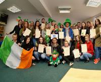 Uczniowie Zespołu Szkół nr 5 w Sanoku na praktyce zawodowej w Irlandii!