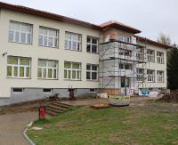 SANOK: Przedszkole nr 1 wkrótce w nowej szacie. Energetyczne oszczędności na poziomie 60% (ZDJĘCIA)