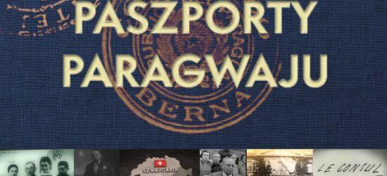"""DZISIAJ 17:00 / SANOK: IPN zaprasza na film """"Paszporty Paragwaju"""""""