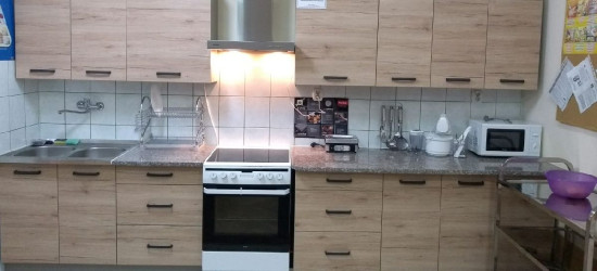 Zajęcia z gospodarstwa domowego w nowej kuchni