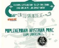 SANOK: Wystawa poplenerowa prac grafików z Festiwalu Tu-Czy-Tam