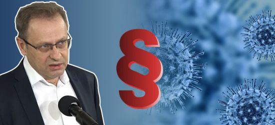 Lekarz z Przemyśla leczy koronawirusa. Czy coś mu grozi?