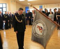 Komendant sanockiej straży pożarnej zakończył czynną służbę w strukturach formacji (ZDJĘCIA)