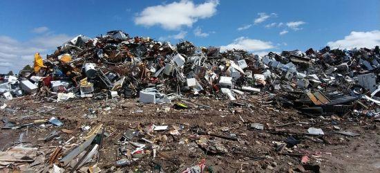 PODKARPACIE. Niepokojący raport NIK o odpadach wwożonych z Ukrainy do Polski