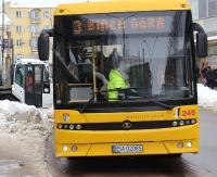 """GMINA SANOK: Będą cięcia kursów MKS. """"Niektóre autobusy przewożą powietrze"""""""