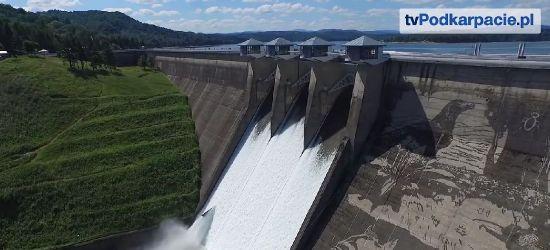 Zapory w Solinie i Myczkowcach zamknięte dla turystów