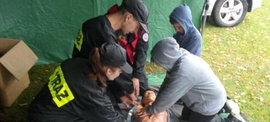 GMINA SANOK: Ratujemy i uczymy ratować (FOTO)