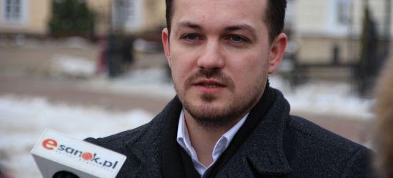 SANOK: Powiatowe struktury PO mają nowego lidera. Jest nim Michał Jurek (FILM, ZDJĘCIA)