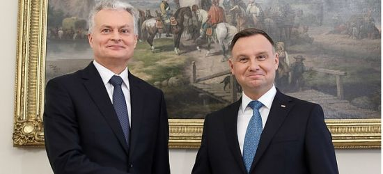 Prezydenci Polski i Litwy uczczą rocznicę Bitwy pod Grunwaldem