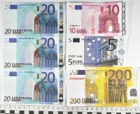 Trefne banknoty euro na granicy (ZDJĘCIE)