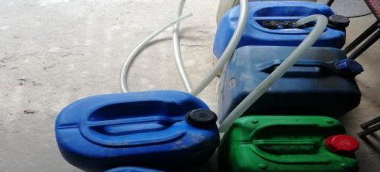 Odpowie za kradzież paliwa z maszyn na budowie S-19