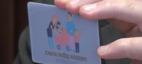 Dziś rusza program przyznający zniżki rodzinom wielodzietnym (FILM)