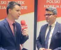 Nowy-stary prezes Dawid Chwałka dla PZHL.tv: najważniejsza jest młodzież (WIDEO)