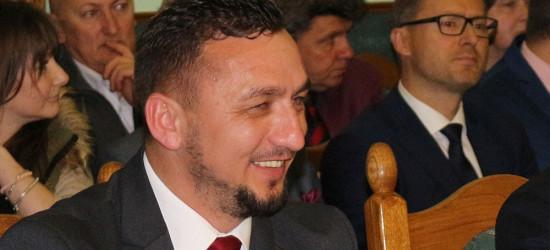 SANOK: Zaprzysiężenie burmistrza Tomasza Matuszewskiego (VIDEO, ZDJĘCIA)