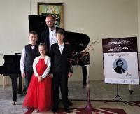 Rośnie pokolenie mistrzów z Sanoka. Pianiści w Wilnie (ZDJĘCIA)