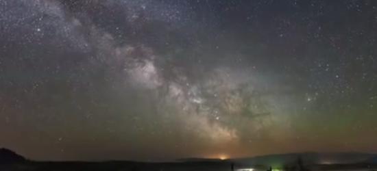 BIESZCZADY: Gwiazdy na wyciągnięcie ręki. Wyjątkowe obserwatorium astronomiczne rośnie na Otrycie (ZDJĘCIA)
