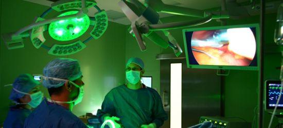 Pierwsze zabiegi w nowym bloku operacyjnym (FOTO)