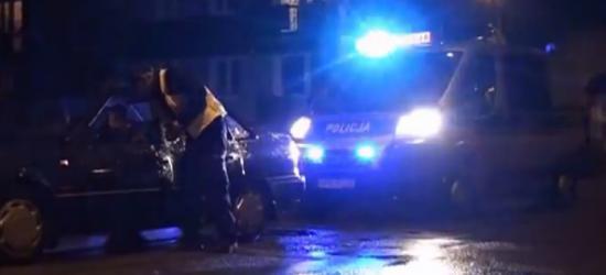 Pijany ojciec przewoził samochodem roczne dziecko
