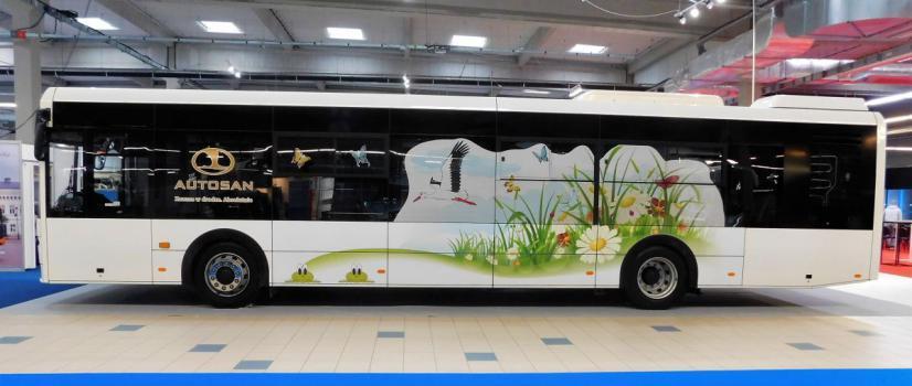 Autosan zaprezentował swoje autobusy w Nadarzynie podczas targów Warsaw Bus (ZDJĘCIA)