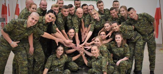 Nowi funkcjonariusze w straży granicznej (FOTO)