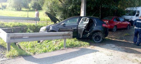 Pościg za pijanym kierowcą! Fatalne skutki ucieczki 21-latka (FOTO)