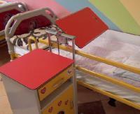 Świąteczne prezenty od WOŚP dla sanockiego szpitala! Funkcjonalne łóżka rehabilitacyjne, nowoczesny laser (FILM)