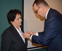Sanoczanka uhonorowana przez Rzecznika Praw Obywatelskich (ZDJĘCIA)