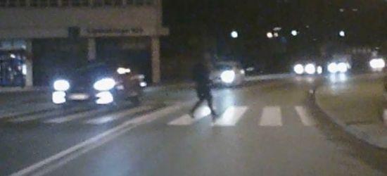 SANOK: Znów blisko tragedii na pasach. Kolejne nagranie! (VIDEO)