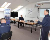 Odprawa roczna sanockich policjantów (ZDJĘCIA)
