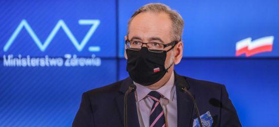 Rząd przygotowuje się na ewentualną czwartą falę