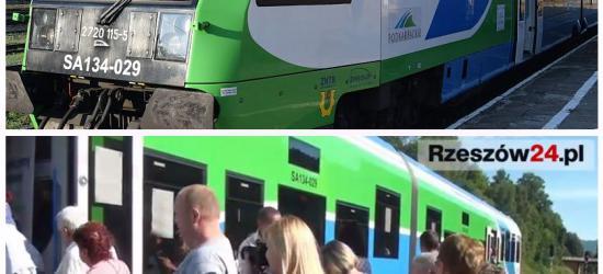 KOLEJ: Kolejny sukces akcji KochamKolej.pl. Na torach pojawi się większy szynobus. 100 miejsc więcej!