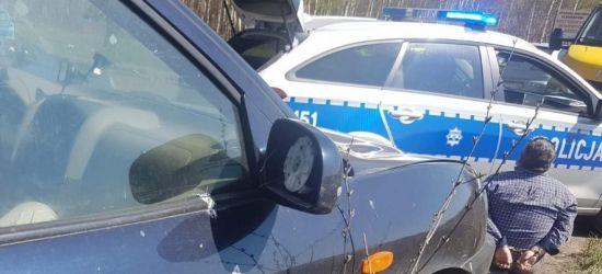 BESKO / SANOK: Miał ponad 3 promile alkoholu i usiadł za kierownicę!