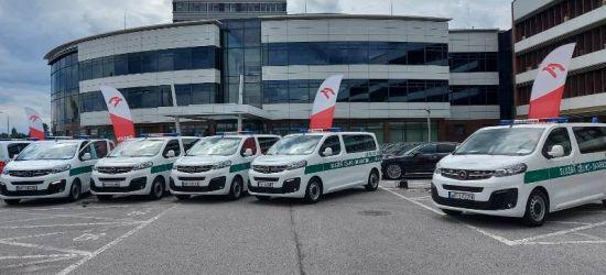 Kolejne nowoczesne pojazdy wzmacniają flotę podkarpackiej KAS