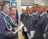 BRZOZÓW24.PL: Policjanci z Brzozowa także świętowali (ZDJĘCIA)