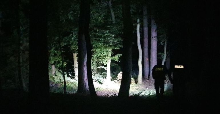 PODKARPACIE. 26-latek chciał się zabić. Szukali go całą noc