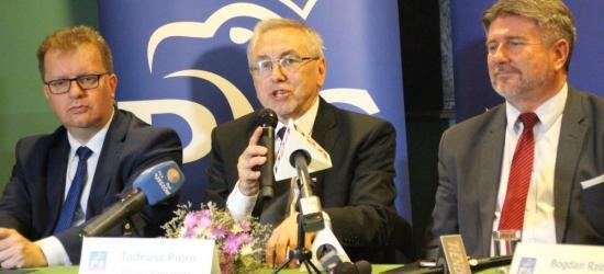 PiS stawia na Tadeusza Pióro. Jedyny kandydat partii rządzącej na burmistrza Sanoka (FILM, ZDJĘCIA)