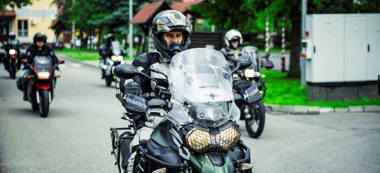 Trzydniowy rajd motocyklowy weteranów. Odwiedzą groby poległych kolegów