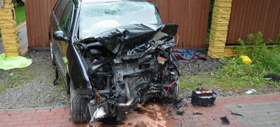 PODKARPACIE. Tragiczny wypadek. Nie żyje 20-letni kierowca (ZDJĘCIA)