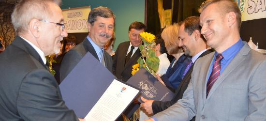 Święto nauczycieli w Sanoku. Nagrody burmistrza rozdane (ZDJĘCIA)