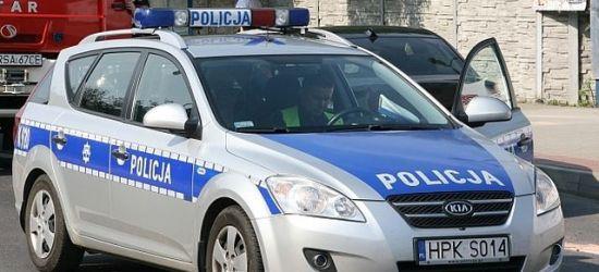 SANOK: Jeździł po pijaku ulicami miasta. Policja zatrzymała go dwa razy