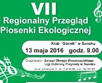 VII Regionalny Przegląd Piosenki Ekologicznej