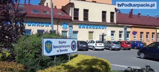 Sanocki szpital poszukuje kandydatów na kierownika SORu