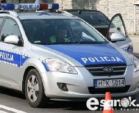 KRONIKA POLICYJNA: Wypadek przy obrabiarce, oszustwa internetowe oraz uszkodzony automat do rozmieniania pieniędzy