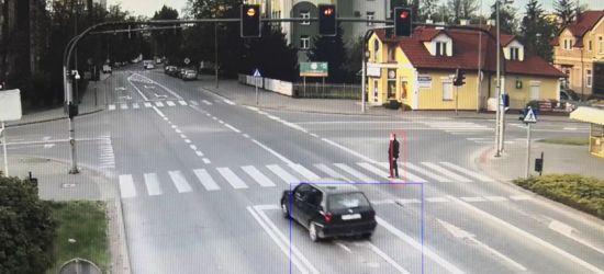 PODKARPACIE. Tak jechał samochodem pijany 19-latek. Śmiertelne zagrożenie (VIDEO)