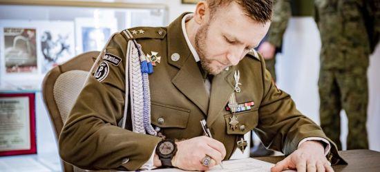 TERYTORIALSI: 34 Batalion Lekkiej Piechoty ma nowego dowódcę