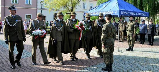 SANOK: Święto Wojska Polskiego. Uroczystości na sanockim Rynku (FOTO)
