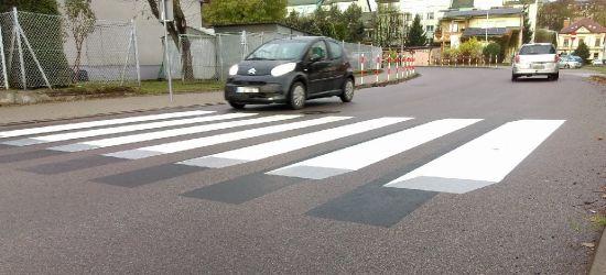W Sanoku powstało przejście dla pieszych 3D (FOTO)
