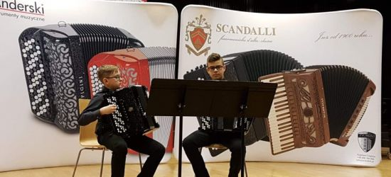 Fantastyczna passa sanockich akordeonistów! Muzycy w czołówkach międzynarodowych