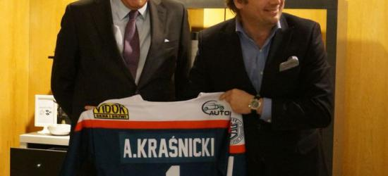 Ciarko PBS Bank STS Sanok z wizytą w Polskim Komitecie Olimpijskim (ZDJĘCIA)