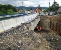 POWIAT SANOCKI: Remonty mostów. Zmiany w organizacji ruchu